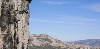 First Ascent of High Times in Tuolumne (c) Eddie Bauer