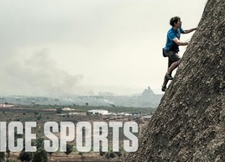 Alex Honnold Climbs In Angola (Full Movie) (c) VICE Sports