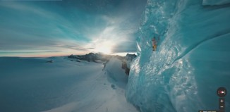 Explore Mont Blanc with Kilian Jornet, Ueli Steck, Candide Thovex, and Google Maps (c) Google Maps