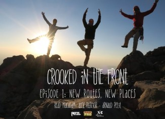 Crooked in the Front - Episode 1: New Routes, New Places (c) Read Macadam