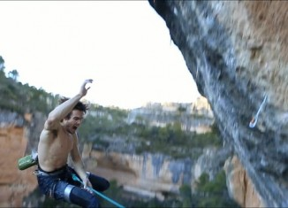 Ethan Pringle Sends 'La Reina Mora' (5.14d) (c) The RV Project