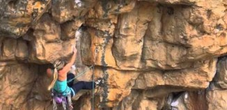 Hazel Findlay Does Australia (c) Black Diamond Equipment