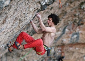 Adam Ondra Attempts The World's First 9a+ Flash (c) EpicTV