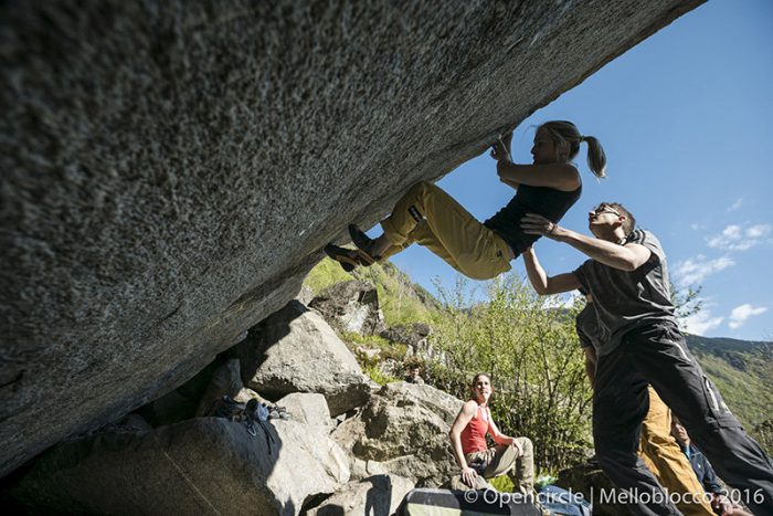 Melloblocco 2016 - Final day: The need to climb (c) Open Circle