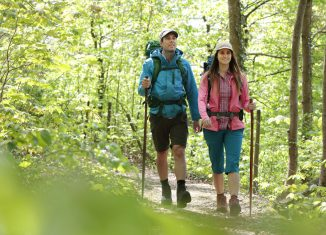 OutDoor 2016: Tag des Wanderns - Ein Klassiker im Fokus (c) OutDoor Messe