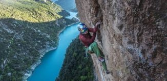Chris Sharma on his Mont Rebei Project (Episode 1) (c) Chris Sharma