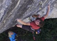"Jonathan Hörst - First Ascent of ""Valkyrie"" (5.14a) (c) Training4Climbing"