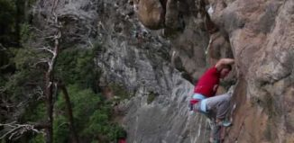 Roland Hemetzberger: New Zealand's First 9a (c) Black Diamond Equipment