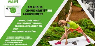 Gimme Kraft AIR Launch Event