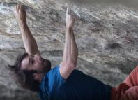 Chris Sharma training day in San Miguel del Fai (c) Chris Sharma