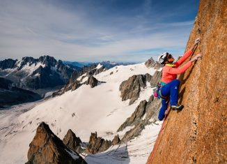 'Shifting Dreams': Neuer Kletterfilm mit Caroline Ciavaldini (c) The North Face