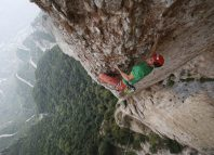 Edu Marin in 'Tarragó Plus' (8c) (c) Archiv Marin