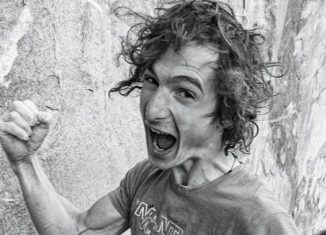 Adam Ondra in der 'Dawn Wall' (c) Heinz Zak