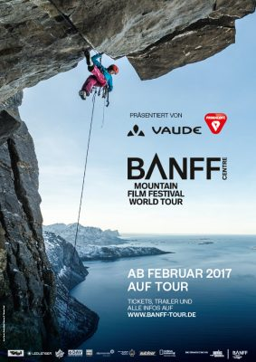 Banff Mountain Film Festival World Tour 2017