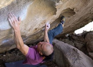 Jason Kehl In Hueco Land (c) frictionlabs