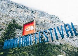 The North Face Mountain Festival 2017 vor spektakulärer Naturkulisse (c) The North Face
