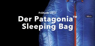 Der 850 Down Sleeping Bag von Patagonia (c) Patagonia