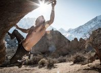 Chris Sharma und Pol Roca in Bishop (c) Sharma Channel