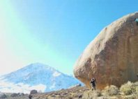 Nina Williams on the Buttermilks Highball 'Ambrosia' (V11) (c) Nina Williams