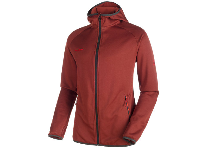 Mammut Go Far ML Hooded Jacket Men: Sportlicher Wärmespender