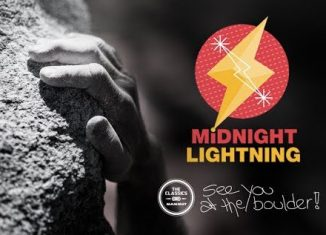 Midnight Lightning | The Classics | Boulder EP#1 (c) MAMMUT