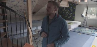 A Look Inside Tommy Caldwell's Gear Shed (c) Outside