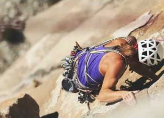 Barbara Zangerl and Jacopo Larcher Send 'Zodiac' (5.13d) on El Cap (c) Black Diamond Equipment