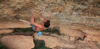 Tom Bolger on 'Victima Perez' (9a) (c) MadSkillz Media