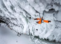 Dani Arnold in 'Power Shrimps' (c) PPR/Mammut/Thomas Senf