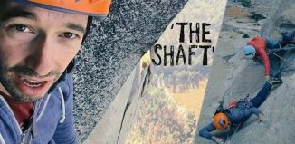 Climbing The Shaft: Nate Murphy Gets Schooled On Big Walls And Massive Exposure (c) EpicTV