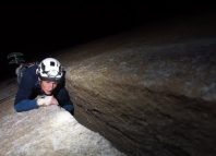 Without a partner: Pete Whittaker rope solos El Capitan in under 24 hours (c) teamBMC