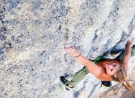 Hazel Findlay: From shoulder operation to sending 8c (c) teamBMC