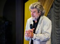 Reinhold Messner (c) Klaus Dell'Orto