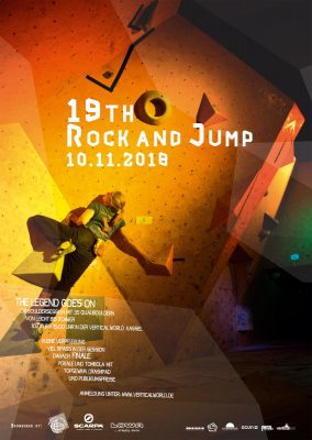 ROCK&JUMP 2018 in der Vertical World in Kassel (c) Vertical World