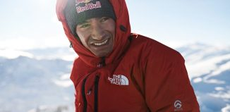 David Lama (c) Manuel Ferrigato, Red Bull Content Pool
