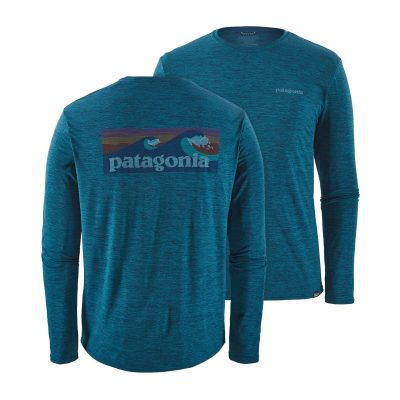 Patagonia Long-Sleeved Capilene Cool Daily Graphic Shirt (c) Patagonia