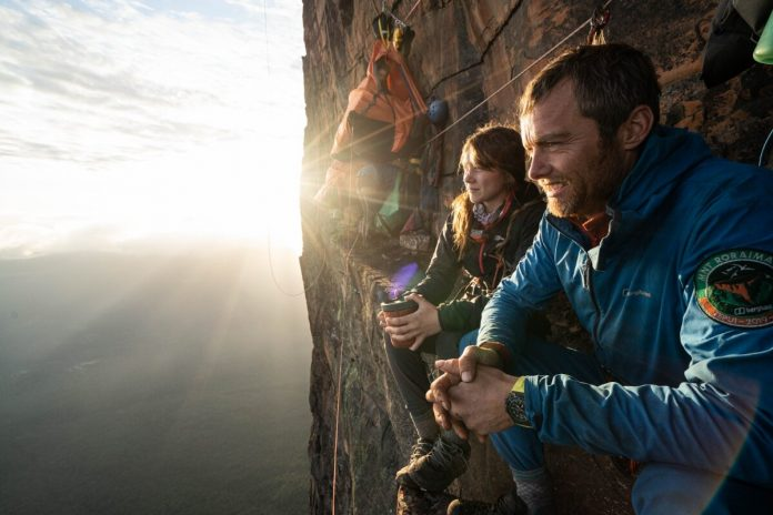 Neutour am Mount Roraima durch Leo Houlding und Team (c) Coldhouse Collective & Berghaus