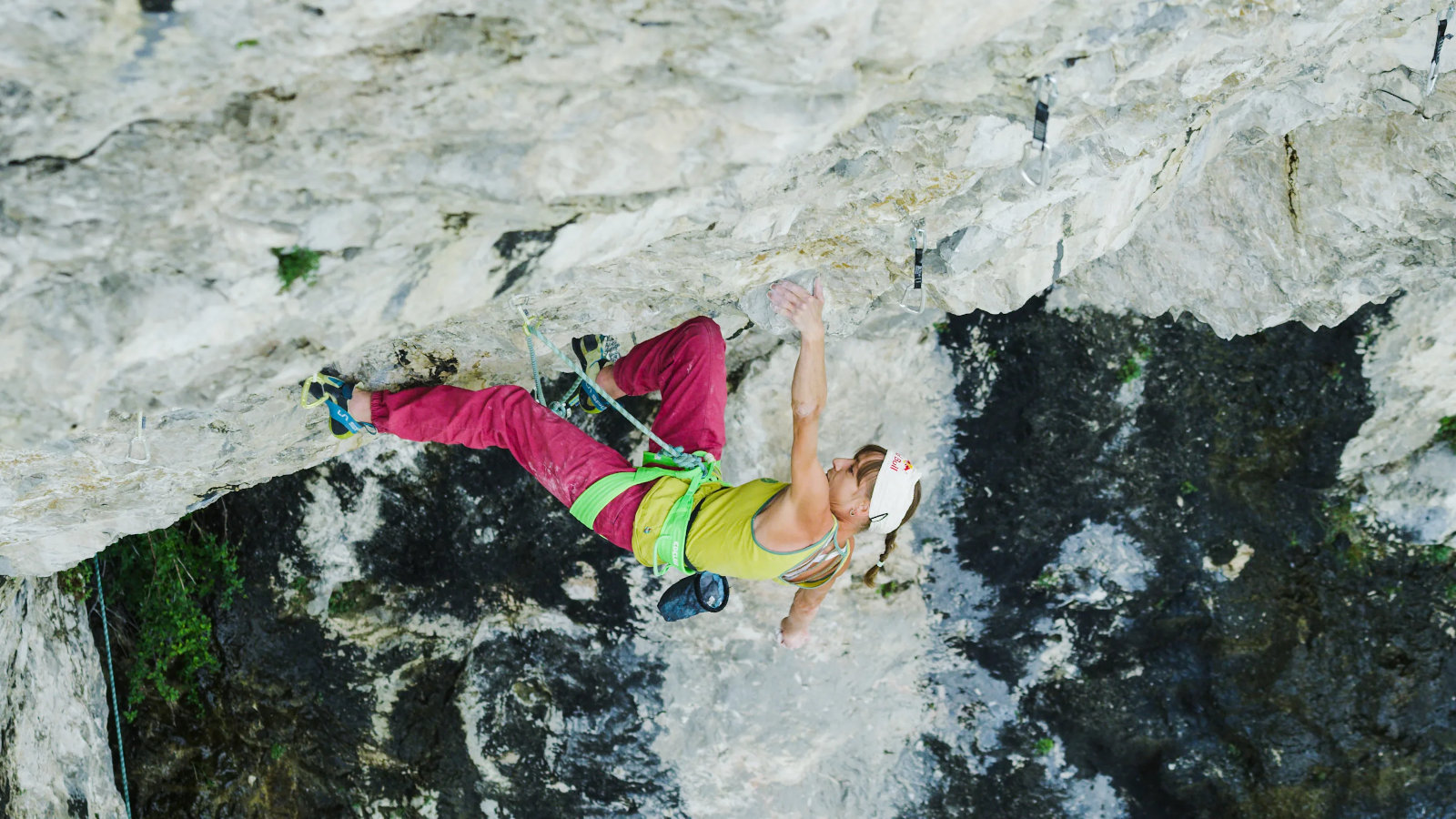 Angy Eiter in 'Madame Ching' (9b) (c) Raphael Pöham/ASP Red Bull/Red Bull Content Pool