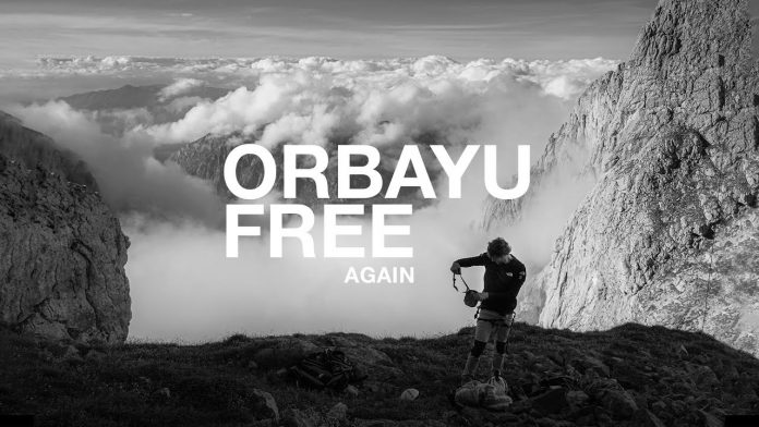 The North Face präsentiert 'Orbayu Free Again' (c) The North Face