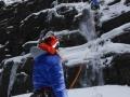 Norwegen Eisklettertrip Albert Leichtfried, Benny Purner