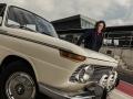 Stefan Glowacz mit einem 1965er BMW 1800ti (c) Armin Walcher 2015/Red Bull Media House