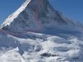 Dani Arnold knackt Bestzeit in der Matterhorn Nordwand (c) Rainer Eder