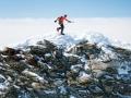 Dani Arnold knackt Bestzeit in der Matterhorn Nordwand (c) Christian Gisi