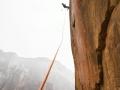 """David Lama und Conrad Anker in """"Latent Core"""" (c) James Q Martin / Red Bull Content Pool"""
