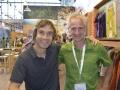 Chris Sharma und Toni Arbones (c) Martin Joisten