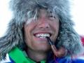 Erstbegehung am Ulvetanna in der Antarktis (c) Leo Houlding