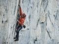 Odyssey (8a+), Eiger Nordwand (c) Frank Kretschmann