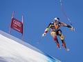 S-Skifahrerlegende und Olympiasieger Bode Miller auf der Streif. (c) Samo Vidic Red Bull Content Pool