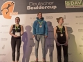 Deutscher Bouldercup 2016 in Köln (c) DAV/Vertical Axis