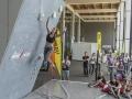 Highjump-Contest 2016 auf der OutDoor-Messe in Friedrichshafen (c) Martin Schepers